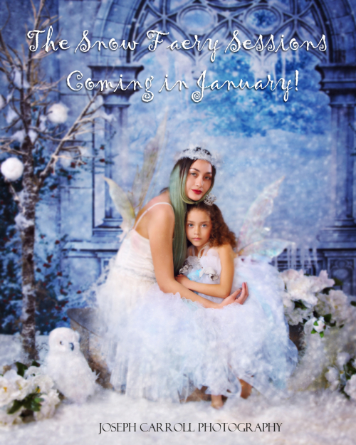 CAROL PISCIOTTA-JOSEHCARROLLPHOTOGRAPHY  SNOW FAERYS